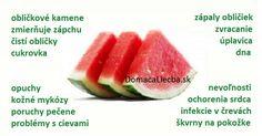 Ako využiť červený melón na liečbu rôznych ochorení