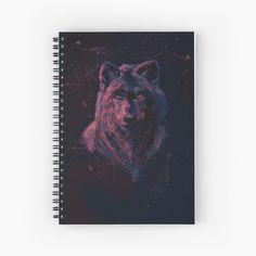 Notebook Design, My Notebook, Top Artists, Spiral, Wolf, My Arts, Smile, Autumn, Art Prints