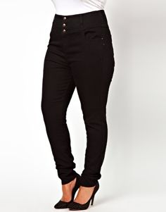 New Look Inspire High Waisted Skinny Jean