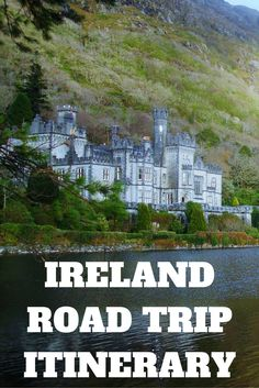 Things to See in Ireland for Your Road Trip Itinerary Travel the World: 15 things to see in Ireland to add to your Ireland road trip itinerary.Travel the World: 15 things to see in Ireland to add to your Ireland road trip itinerary. Oh The Places You'll Go, Places To Travel, Travel Destinations, Scotland Travel, Ireland Travel, Traveling To Ireland, Travelling, Vacation Spots, Dream Vacations