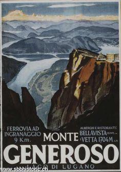 Monte Generoso - Monte Generoso.Lago di Lugano