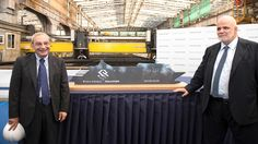 Silver Muse Steel Cutting Ceremony ~ Silversea Cruises Begins Building New Silver Muse   Popular Cruising (Image Copyright © Silversea Cruises)