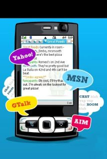 free mobile chat for android
