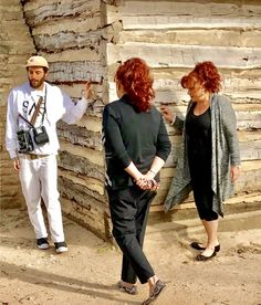 Wendy Wortham and Cindy Daniel on location with Justin Aversano working on Twin Flames a book dedicated to twins. Twin Flames, Twins, Adventure, Books, Libros, Book, Adventure Movies, Gemini, Adventure Books