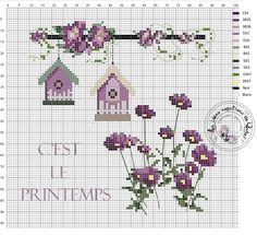 Thrilling Designing Your Own Cross Stitch Embroidery Patterns Ideas. Exhilarating Designing Your Own Cross Stitch Embroidery Patterns Ideas. Tiny Cross Stitch, Cross Stitch House, Cross Stitch Flowers, Cross Stitch Charts, Cross Stitch Designs, Cross Stitch Patterns, Cross Stitching, Cross Stitch Embroidery, Embroidery Patterns