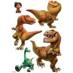 The Good Dinosaur Character Sheet
