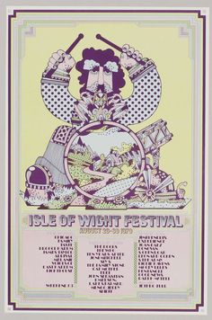 The Isle of Wight Festival 1970