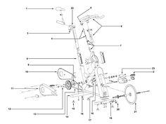 5a008919859b09d5cb34b5e46540f5e6 matrix catalog 23 best exercise bike parts images on pinterest bike parts, parts