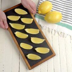 Lemon Drop Wedge Shots - YouTube