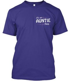 LIMITED EDITION-AUNT THING