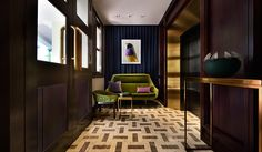 HASSELL | Projects - The Club Hotel