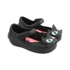 MELISSA Ultralight cat ballerinas