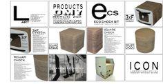 ECO SIT CHOCK  = archiTECTURE