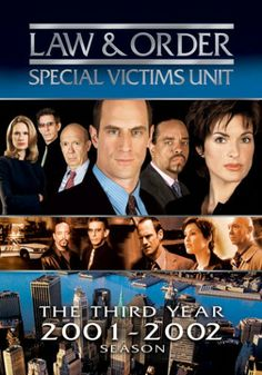 Law & Order: Special Victims Unit - The Third Year.