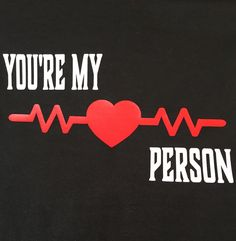 You're My Person Custom T-shirt. Customize to your favorite colors. Click visit to visit our website and purchase.
