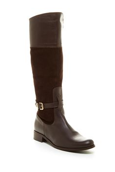 37e4634f6fff1f Love the leather and suede look of these boots. Charles David
