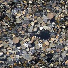 Black Mosaic Granite (Kitchen-Design-Ideas.org)