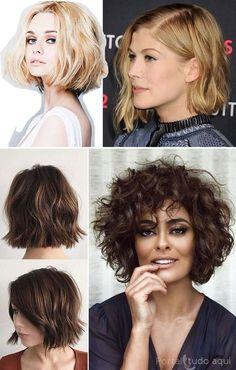 Veja dicas e fotos para usar o cabelo feminino Blunt Cut - O corte tendência para 2018 que vai modernizar o seu visual!