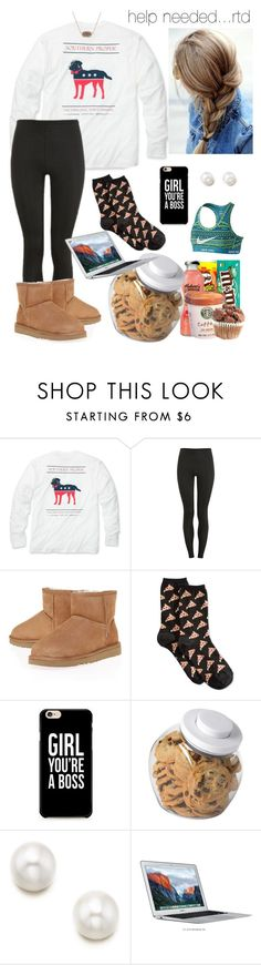 """""""I love this set..rtd❤️❤️"""" by southernsophia ❤ liked on Polyvore featuring Southern Proper, Proskins, UGG, HOT SOX, OXO and NIKE"""