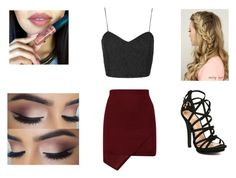 Heartache On The Big Screen by whoiskkathyy on Polyvore featuring Topshop