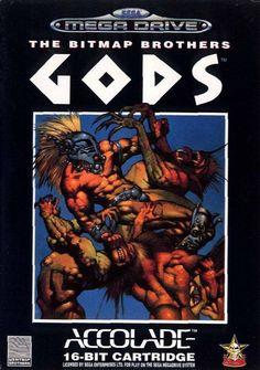 Gods by Simon Bisley