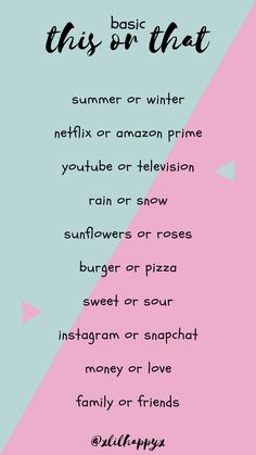 This or That // Story Template // xlilhappyx Snapchat Story Questions, Snapchat Question Game, Poll Questions, Instagram Story Questions, Fun Questions To Ask, Snapchat Stories, Instagram Story Ideas, Instagram Tips, Do You Know Me