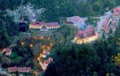 Real Sitio de Covadonga, Cangas de Onís, Asturias