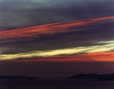Golden Gate Bridge, 10.31.98, 5:23 pm (1998) From Golden Gate Bridge