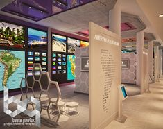 Conceptual design travel agency on Behance