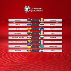 UEFA EURO 2020 (@euro2020) • Fotky a videá na Instagrame Moldova, Kazakhstan, Bosnia And Herzegovina, Fifa World Cup, Lithuania, Northern Ireland, Bulgaria, Romania, Euro