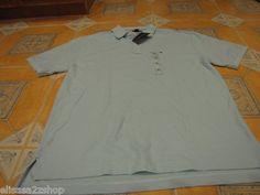 Men's Tommy Hilfiger Polo shirt solid NEW 7812735 seafoam green 452 knit XXL 2XL  1