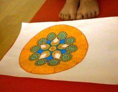 Медитация на мандалу - эффективный инструментом для успокоения ума, очищения души от накопленных переживаний и тревог, обретения целостного понимания себя.