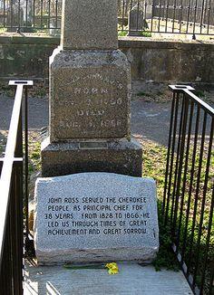 John Ross (Cherokee chief) - Wikipedia, the free encyclopedia