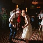 First dance - so rad!