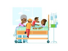 Lifebroker - Hospital by Chris Phillips #Design Popular #Dribbble #shots