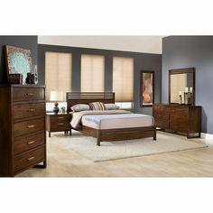 Midtown 6-piece Queen Bedroom Set
