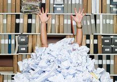 Aufbewahrungsfristen von Dokumenten im Unternehmen
