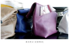 Olympia Clutch #calfskin #leather #sobre #buenosaires #designer #fashion marsandzorba.com