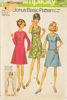 simplicity 9504 - Google Search