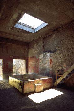 Pompei - Fullonica detta di Stephanus #TuscanyAgriturismoGiratola