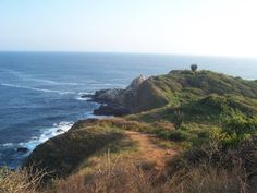 Punta Cometa - a UNESCO World Heritage Site - Oxaca, Mexico