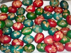 Uova di Pasqua fatte in casa: idee originali e fai da te