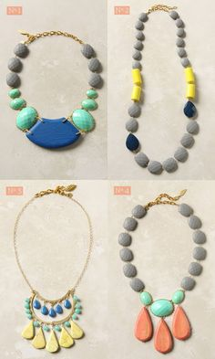 Jessica Tierney designs: BEAUTIFUL BAUBLES