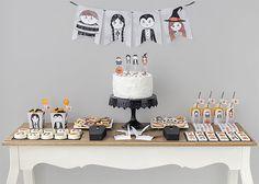 Imprimible gratuito de Halloween | Postreadicción | Bloglovin