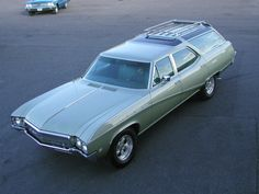 Buick Sport Wagon
