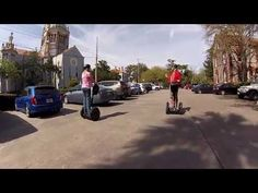 St. Augustine Segway Tours - YouTube