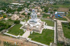 Dhyanabuddha park , Amaravathi , Guntur, Andhrapradesh