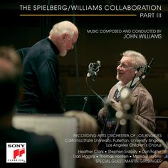 The Spielberg Williams Collaboration Part III by John Williams