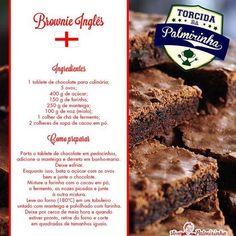 Brownie Inglês- MSN Estilo