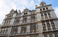 The Royal Horseguards in London